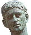 CONSTANTINE THE GREAT (271[?] - 337): Founded the Empire of Byzantium or New Rome; established Freedom of Religion; supported Christianity.