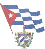 Flag and Coat of Arms of Free Cuba