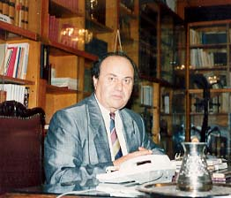 Petros Th. Prokopides, Esq., Supreme Court Attorney, President of the 'Euxene Club,' Salonika      (Thessalonike) Greece.